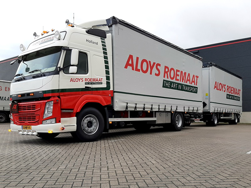 A. Roemaat Transport BV