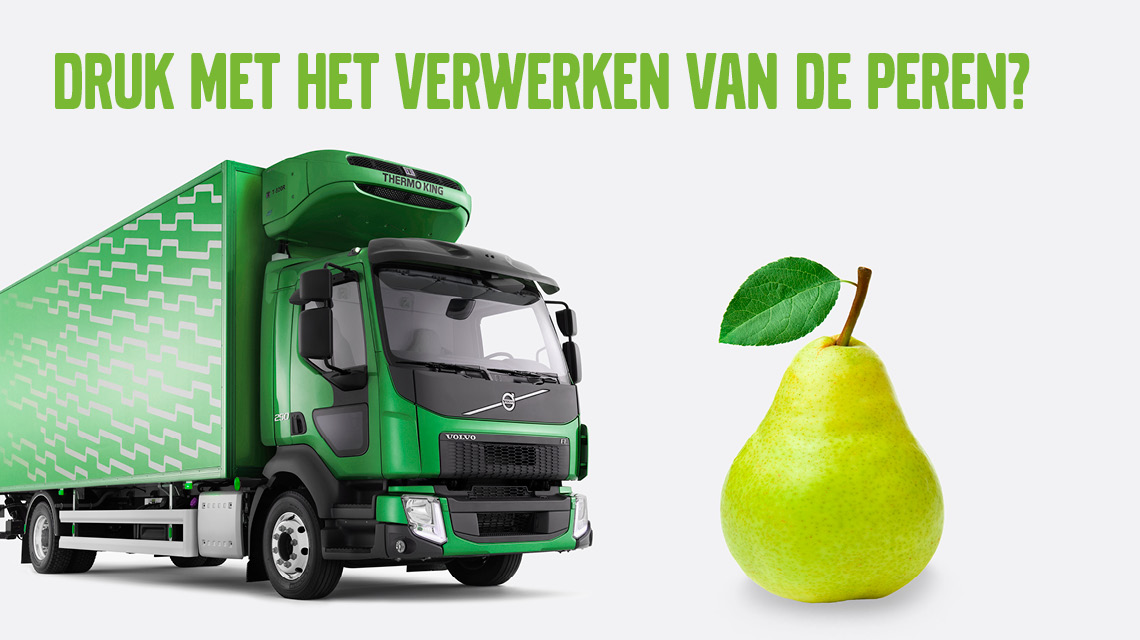 Volvo Trucks Easy Concept