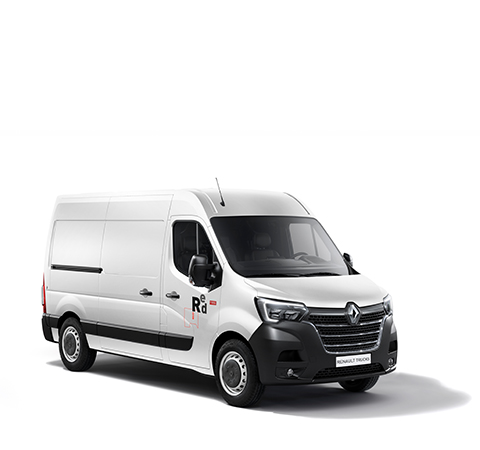 Renault Master Red EDITION