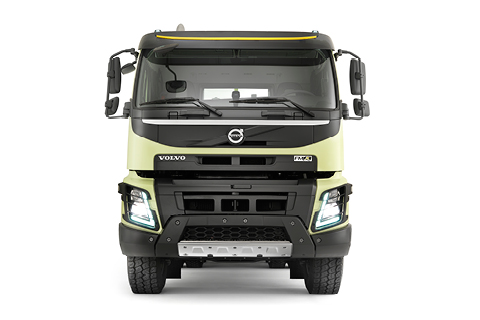 Volvo FMX Cabines