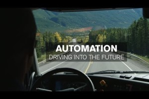 Volvo Trucks - Automation – Driving into the future