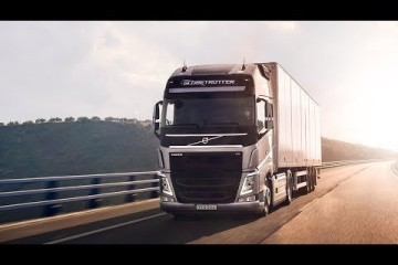 Volvo FH met I-Save