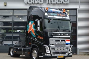 Walter te Woerd Internationaal Transport