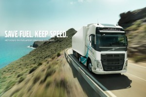 Volvo Trucks Nederland introduceert nu het Fuel&Performance Concept.